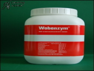 Wobenzym 800 tablet