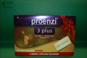 Proenzi 3 plus 180+90 tbl.